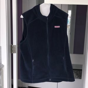 Vineyard Vines Fleece Vest L